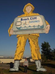 8. Big Jim the Fisherman - Prospect Harbor, ME: