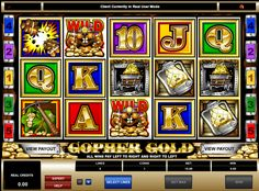 "★★★GAME SLOT LEMACAU "" GOPHER GOLD "" ★★★"