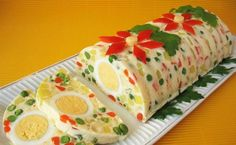 diyet egg salad from conditions frequently encountered in the summer came the famous Egg Salad, Christmas And New Year, Fresh Rolls, Sushi, Food And Drink, Breakfast, Cake, Tableware, Ethnic Recipes