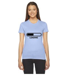 loadiung - Women's Tee