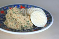 My Melbourne Thermomix: Tuna Dip :: the dairy free - low fat option Dairy Free Dips, Dairy Free Options, New Recipes, Healthy Recipes, Party Recipes, Healthy Food, Recipies, Tuna Dip, Thermomix Soup
