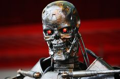 The robots are coming! The machines are taking over the world and we will be standing idly by. (Photo: Getty)