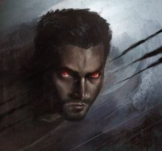 Grrrr... by ~carpenoctem on deviantART (Derek Hale, Tyler Hoechlin, Teen Wolf Fanart)