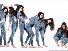 Moda 2015 jeans Cmplot pantalones y camperas 2015.