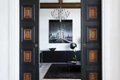 Loft reciclado rustic interiors and interiors