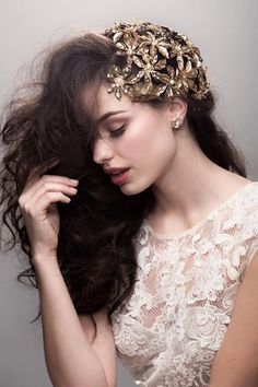 Maria Elena Bridal Headpieces and Accessories Trunk Show, Dec 11-12 | L'elite Boston 14 Newbury St | 617.424.1010 | All showings by appointment