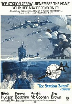 Ice Station Zebra (1968).