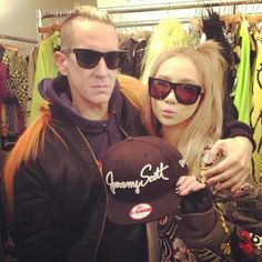 cl and yanggaeng dating