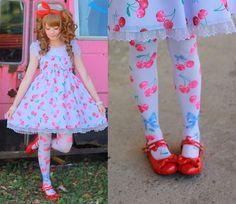 Angelic Pretty Tights, Angelic Pretty Dress