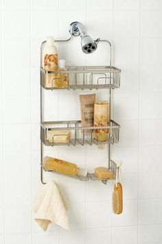 Family Sized Shower Head Caddy - Zenith Products Corp. (ZPC)