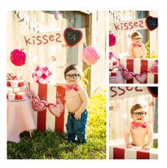 Valentines day Minis  Kissing Booth Baby Photography Abba Color Photography www.facebook.com/abbacolor www.abbacolor.blogspot.com