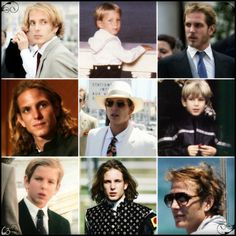 Casiraghi Alphabet: A is for Andrea Andrea is the eldest Casiraghi sibling
