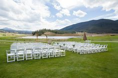 Alison Rose Photography The wedding was held at the Keystone Ranch in Keystone, Colorado. What a stunning mountain backdrop for the outdoor ceremony! Barn Wedding Venue, Best Wedding Venues, Wedding Photos, Wedding Ceremonies, Colorado Ranch, Keystone Colorado, Altar, Colorado Mountain Wedding Venues, Keystone Resort