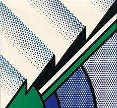 Roy Lichtenstein - B