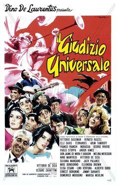 Il Giudizio Universale 1961 di Vittorio De Sica