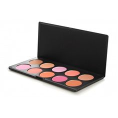 BHCosmetics 10 Color Blush Palette -- This is an Amazon Affiliate link. Be sure to check out this awesome product.