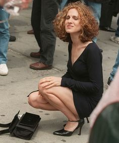 and SJP as Carrie Bradshaw...