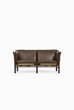 Arne Norell Ilona sofas by Norell AB at Studio Schalling