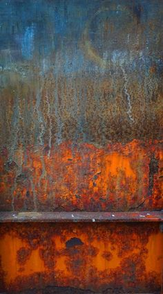 Rust Aubergine And Blue Grey Sea Foam Colour Combo