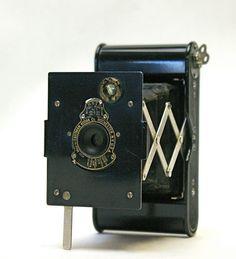 Antique Kodak Vest Pocket Autographic camera by CanemahStudios, $70.00