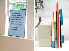 Miss Moss // Book Shop