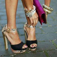 Comme on les aime, les chaussures...