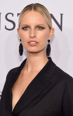 Karolina Kurkova at the 2016 amfAR Gala