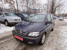 дезилишки: Продажа Opel Zafira A Рестайлинг 2.0d MT (101 л.с....