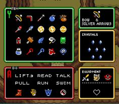 zelda a link to the past - Google Search