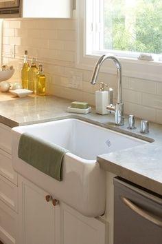 grey porcelain kitchen sink - Porcelain Kitchen Sink