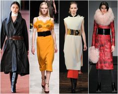 Fall-Winter 2015-2016: Fashion Trends