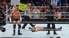 Roman Reigns / Leakee / Joe Anoa'i