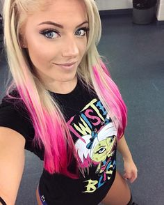 "56.6k Likes, 816 Comments - Alexa_Bliss (@alexa_bliss_wwe_) on Instagram: ""A little #TwistedBliss"""
