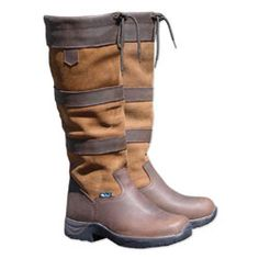 Ariat Windermer Baker Equestrian Boots - Waterproof, Composite ...
