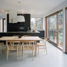 VILLA VY - scandinavian - Dining Room - Other Metro - Kjellander + Sjöberg Architects