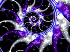 Fractal of the Month - February 2011 - Into the Cosmos