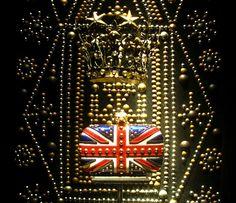 McQueen Clutch Union Jack