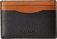 COACH Men's Sport Calf Card Case Black/Saddle Coin or Car... https://www.amazon.com/dp/B017XCK1TW/ref=cm_sw_r_pi_dp_x_8E-.xb41VNBS4