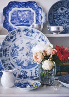 #burkedecor #inspiration #details #interior #blue #china