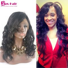 83.87$  Buy now - http://alic2u.worldwells.pw/go.php?t=32359542714 - Virgin Full Lace Wigs Glueless Stocked Wavy Full Lace Human Hair Wigs 7A Unprocessed For Black Women Human Hair Full Lace Wigs