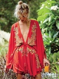 Pretty Pineapple Dress | Free People