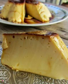 Flan de leche condensada / http://cavaru-misrecetasdecocina.blogspot.com.es/