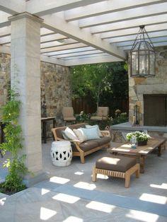 terrassen deko sommer modern terrasse dekoration pinterest balkon terrasse und balkon. Black Bedroom Furniture Sets. Home Design Ideas
