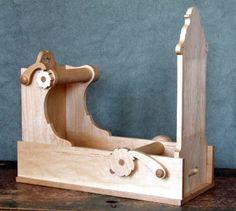 box tape loom