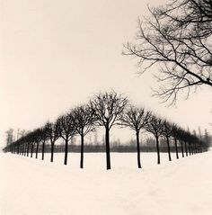 Michael Kenna (born 1953) is an English photographer best known for his black & white landscapes.   Kenna attended Upholland College in Lanc...
