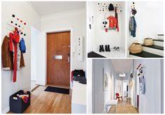 Cabideiro Hang it all - Charles Eames #eames #hangitall #design #colors