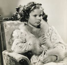 "Shirley Temple in ""The Little Princess"" (1939)"