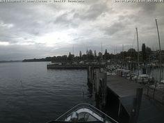Der Himmel über #Konstanz am #Bodensee