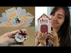 Lembrancinhas de Natal | Faça Seu Natal DIY - YouTube