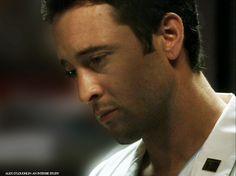 Alex O'Loughlin as Dr Andy Yablonski in Three Rivers